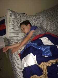 Cam Sleeping